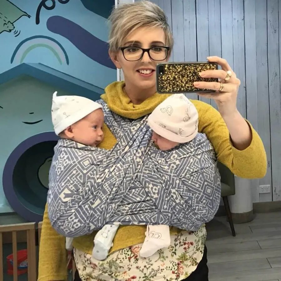 Baby Carrier Twins Uk Best Twin Baby Carrier Wear My Baby Babywearing Made Easy