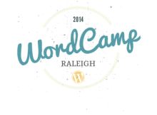 WordCamp Raleigh 2014