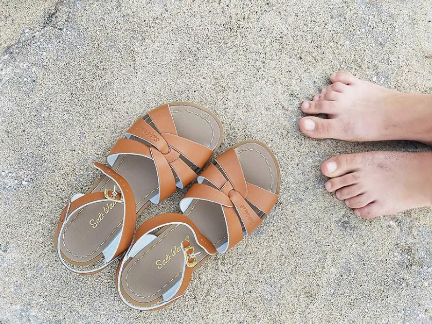 калифорнийский стиль летний образ