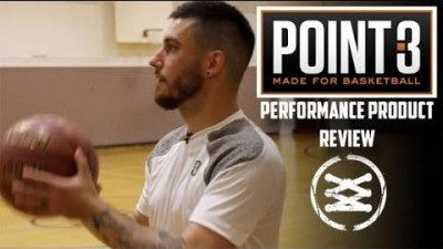 POINT 3 Basketball SNYPER 2.0  Product Review