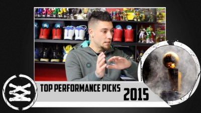 Top Performance Picks 2015