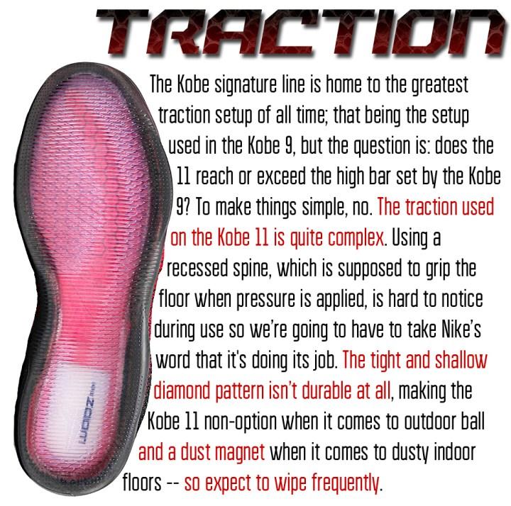 Kobe 111 Traction