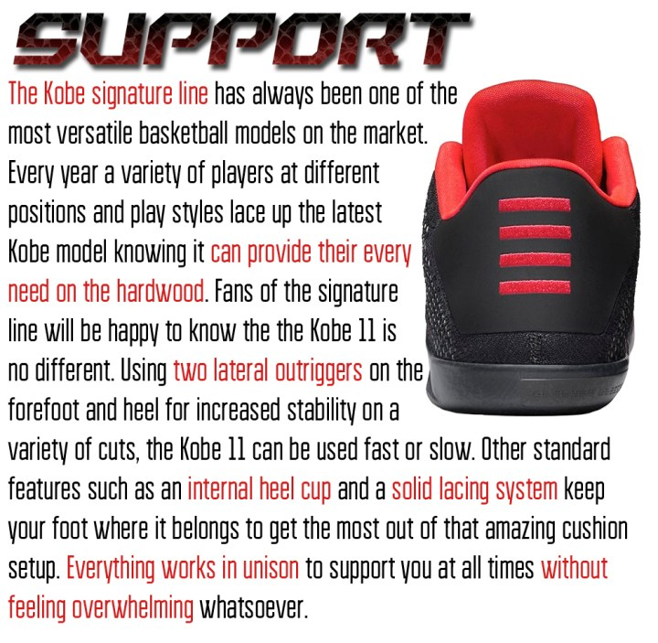 Kobe Support