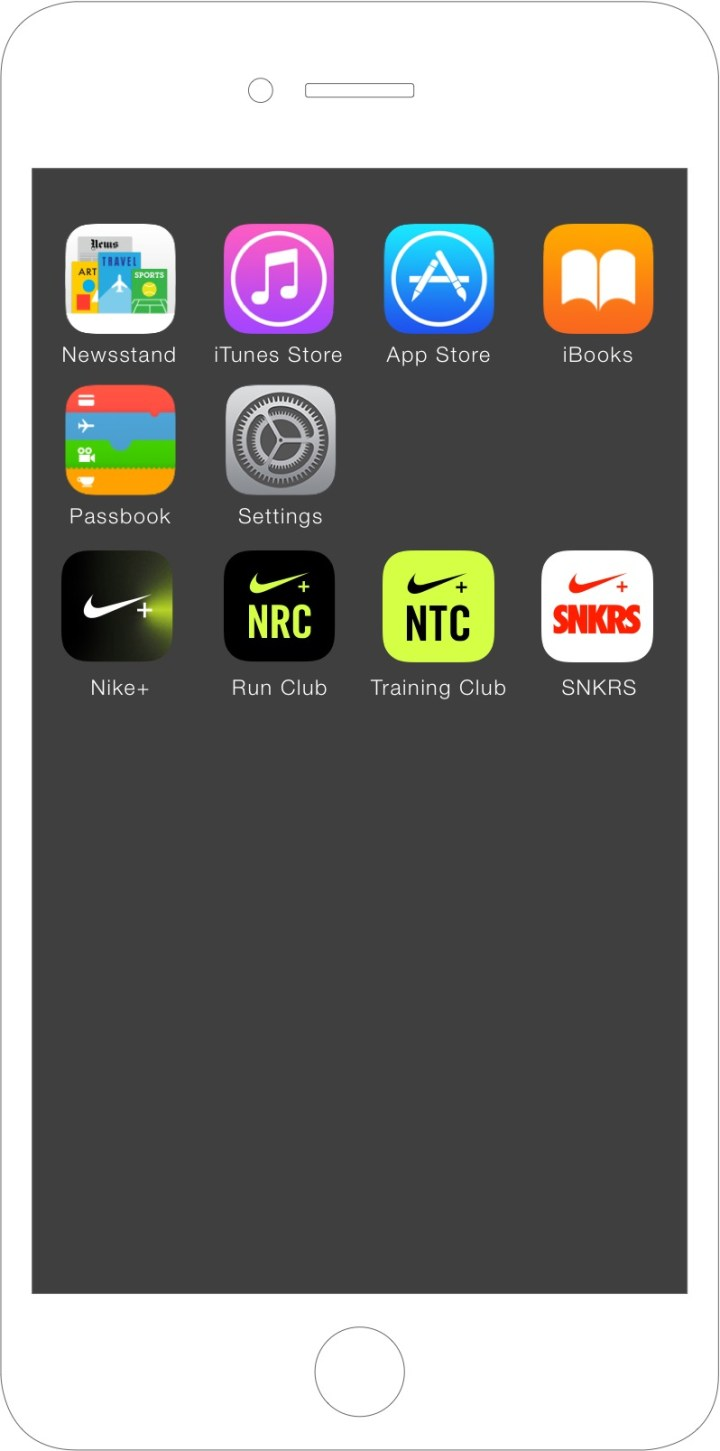 Nike+ App 11