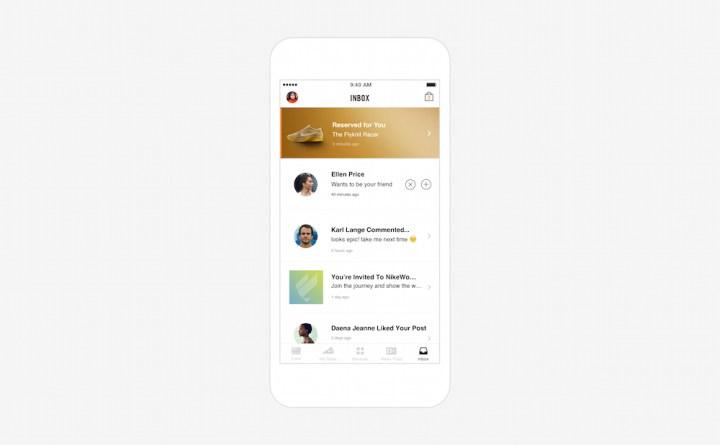 Nike+ App 3