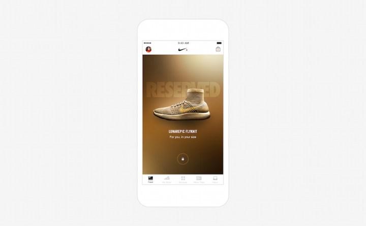 Nike+ App 7