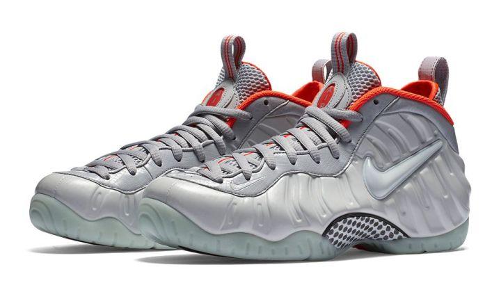 Nike Foamposite Pro Pure Platinum Yeezy