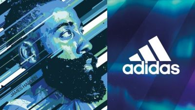 Adidas Harden 1 Poster