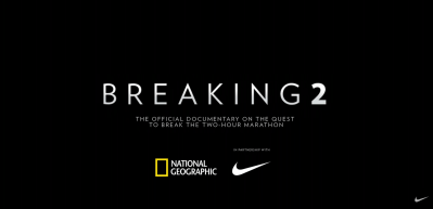 Here's How You Can Watch Nike's Breaking2 Documentary - WearTesters