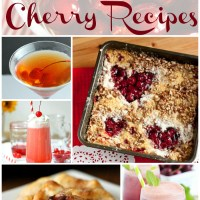 35 Irresitible Cherry Recipes
