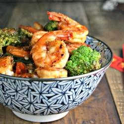 Frantic Zucchini Forget Takeout When You Can Have This Quick Broccolistir Fry Chinese Shrimp Easy Shrimp Broccoli Stir Fry Weary Chef Stir Fry Broccoli Slaw Stir Fry Broccoli