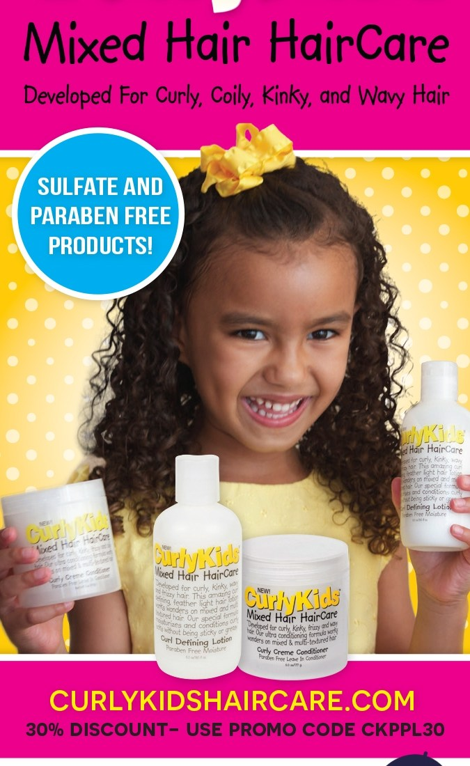 CurlyKidsHairCare-People