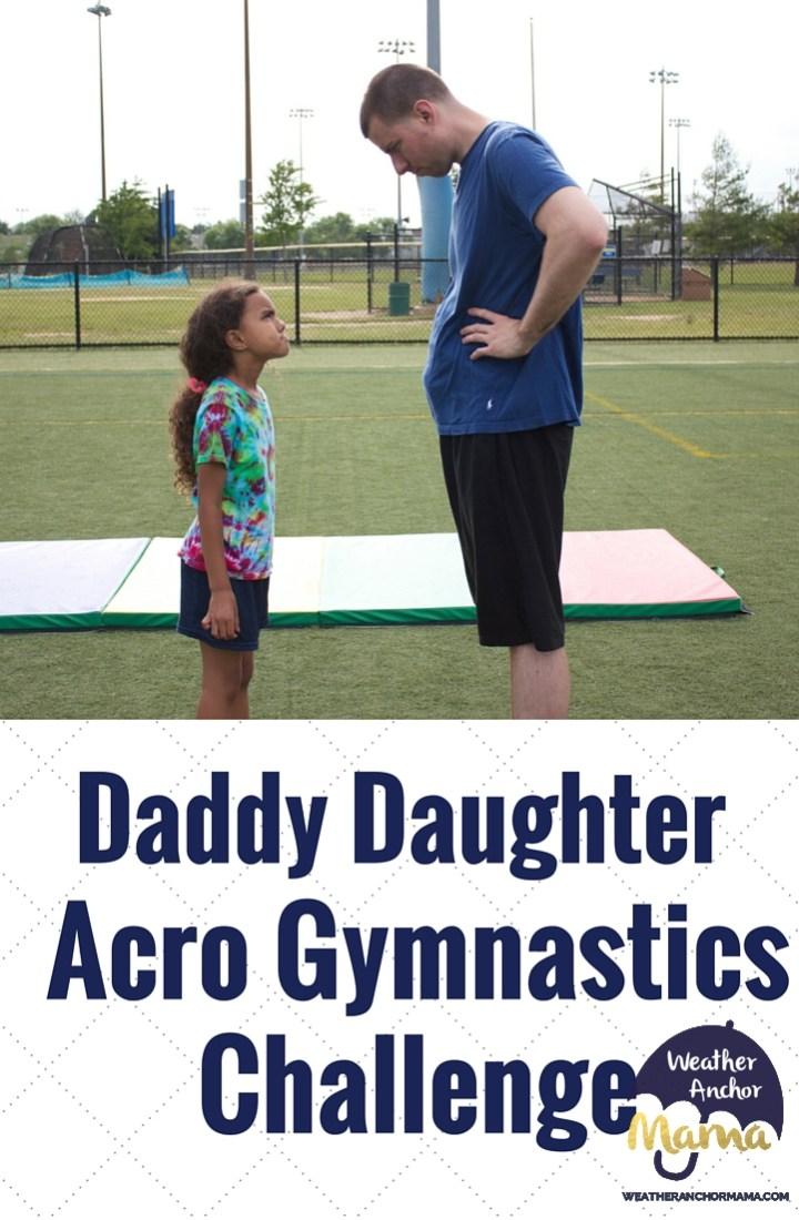 acro gymnastics challenge