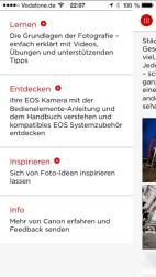 Canon EOS 760D 750D iPhone App - 6
