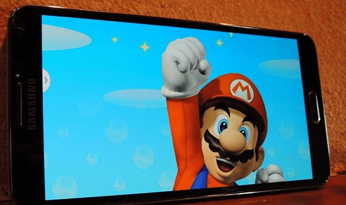 Jeux de Nintendo Mobile et finalement vont sortir aux marchés