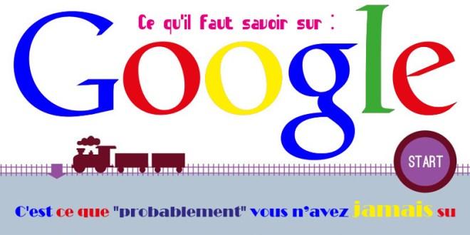 Ce que vous n'avez jamais su à propos de l'historique Google