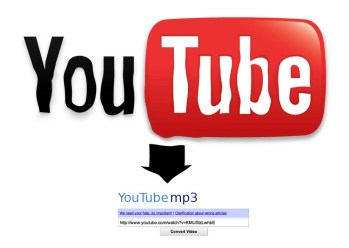Convertisseurs Youtube comment ça marche : Youtube MP3 et ClipConverter
