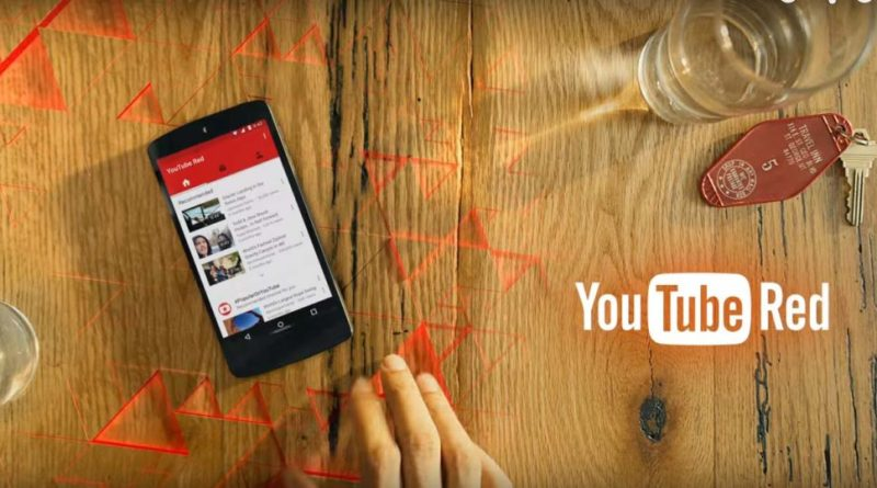 YouTube Red: YouTube sans pubs, mode offline et exclusivité