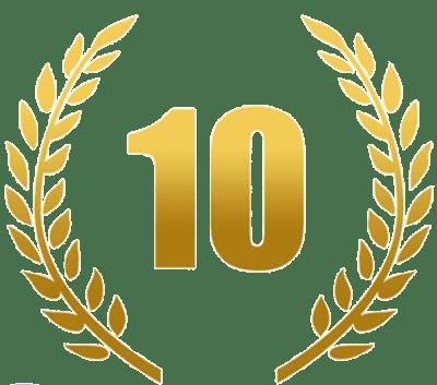 10 ème place