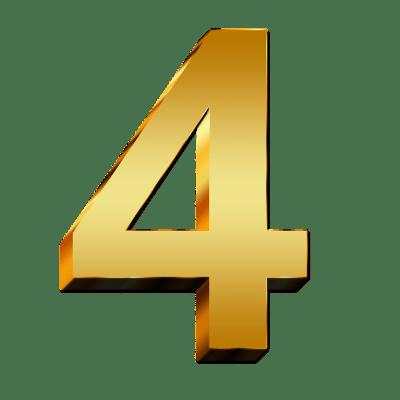 4 ème place