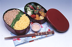 Bento In Everyday Japanese Life Japanese Box Lunches