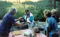 Spring 2002 Lewis and Clark State College Cooking clinic