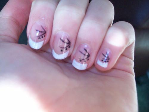 easy cute nail art designs