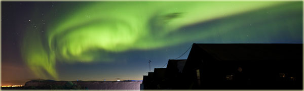 Witness Nothern Lights
