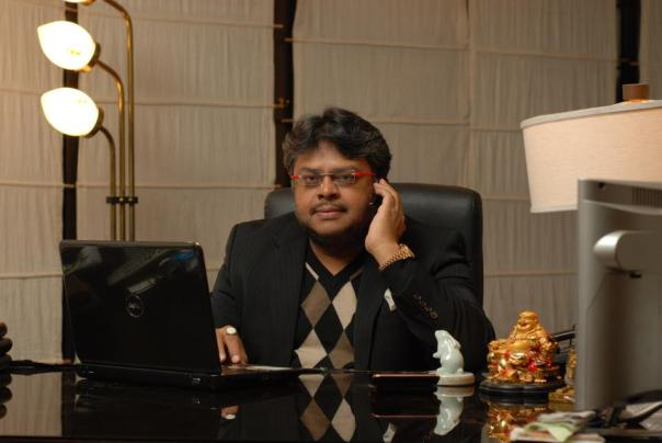 Rajendra Khetan from Khetan group