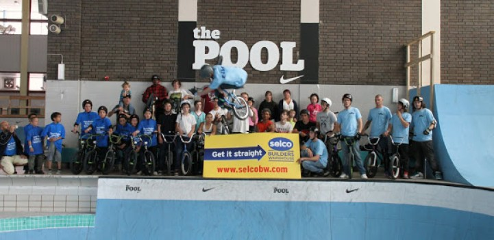ELBOcc at NIKES the POOL in Dagenham