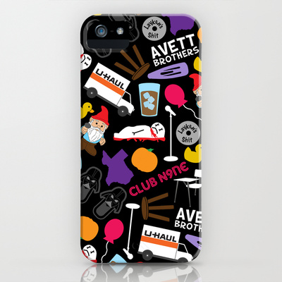 Slammed by Colleen Hoover Pattern iPhone & iPod Case
