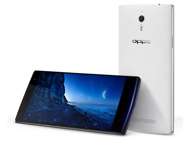 Oppo Find 7 / Promo