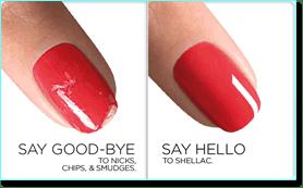 Shellac nail system image