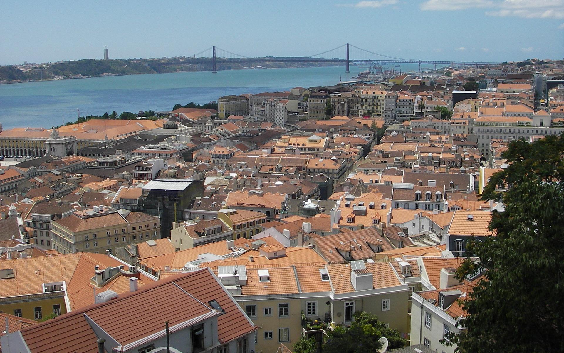 Lisbon Wallpaper Hd Wallpaper Pictures