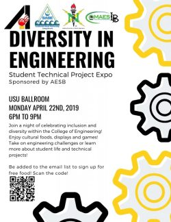 Diversity in Engineering Flyer