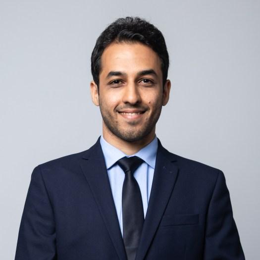Dr. Hossein Sayadi headshot