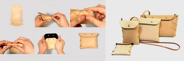 折り紙レザー - セルフ2015 Toyishプロジェクト