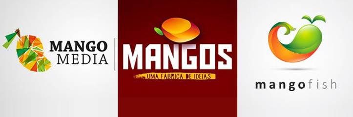 チェックしておくべきスマートなマンゴーのロゴデザイン