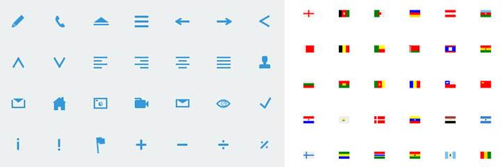 littlebox(ピュアCSSで作られたアイコンセット)