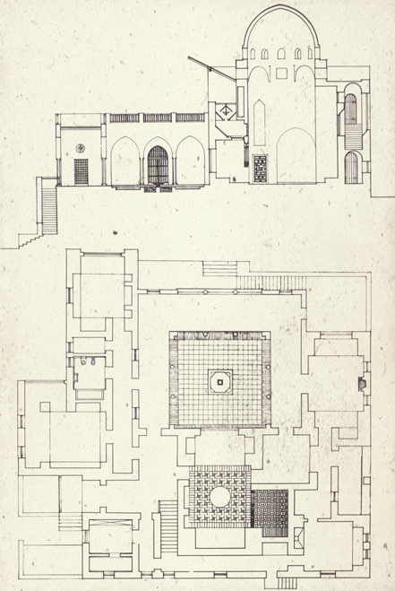 Norags and Vernacular Architecture at the Ramses Wissa Wassef Art - des plans des maisons modernes