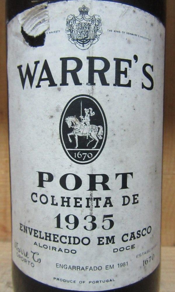 VP Warre's Colheita 1935 2 _3
