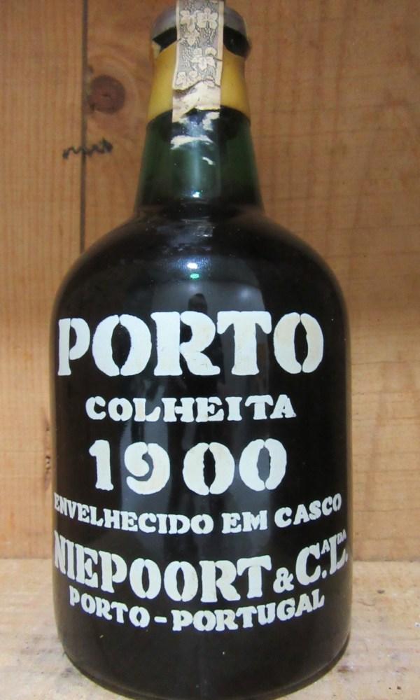 VP Niepoort Colheita 1900 _1