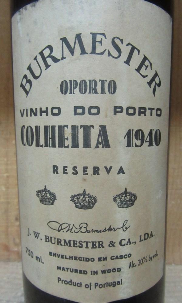 VP Burmester Colheita 1940 _2