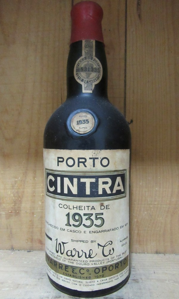 VP Warre's Cintra Colheita 1935 _1