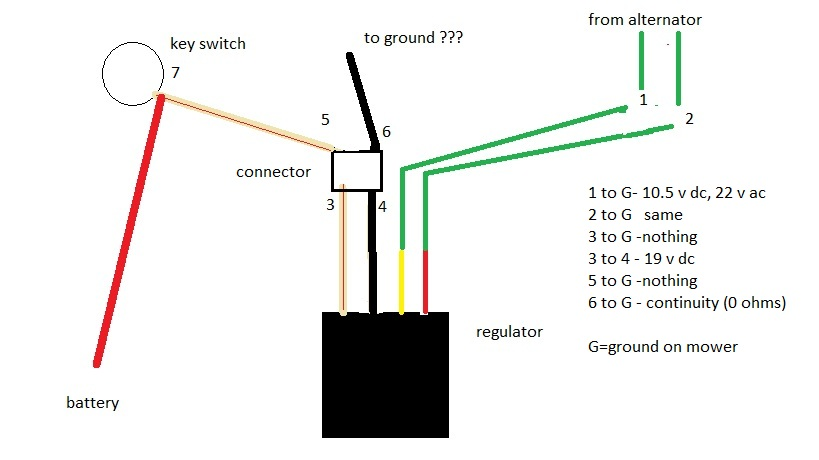 SOLVED I need to know what the 6 wires from Kubota - Fixya