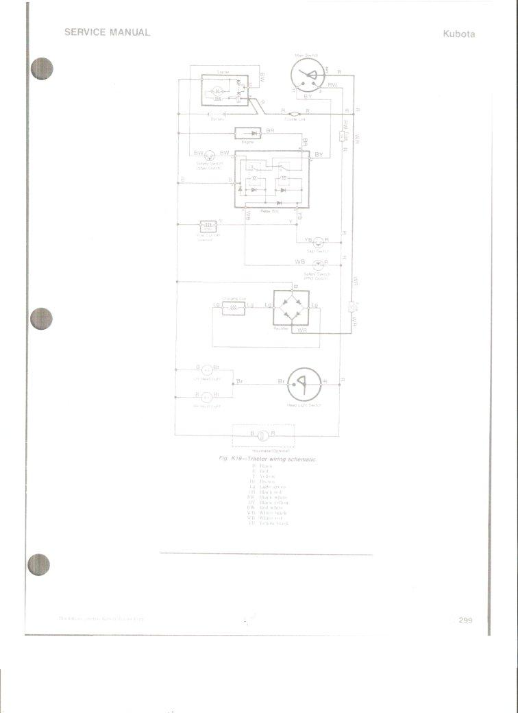 kubota bx tractor wiring diagrams genset v controller wiring diagram