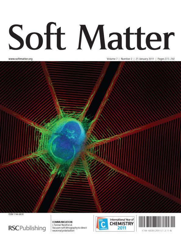 soft matter journal