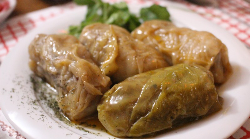 Dolma at Yahsi Cafe