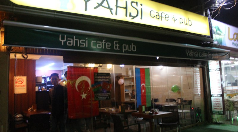 Yahsi Cafe in Bahceli serving Azerbaijani Food