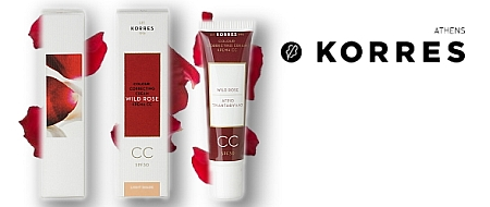 Korres Wild Rose CC Cream Review